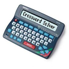Seiko ER3700 Electronic Oxford Dictionary Crossword Solver Thesaurus Large LCD