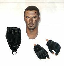 TERMINATOR John Connor Kopf / Head Final Battle + Hände HOT TOYS 1/6 (K45)