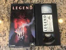 LEGEND OOP LIKE NEW VHS 1986 TOM CRUISE, MIA SARA, TIM CURRY FANTASY CLASSIC!