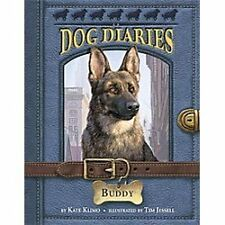 Dog Diaries: Dog Diaries #2: Buddy by Annie Ingle and Kate Klimo (2013,...
