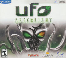 UFO AFTERLIGHT - After Light Classic Tactical Space Action Strategy PC Game NEW!