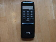 SONY VTR RMT-VG1- VIDEO PLUS+ -  ORIGINAL REMOTE CONTROL - NOT USED -