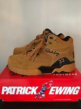 Patrick Ewing Guard UK8 US9 Suede Reissue DS