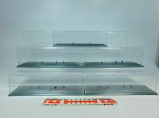 AU997-2# 5x Herpa H0 Display cabinet 25 cm for Lorry/Trailer truck/Roadtrain/LKW