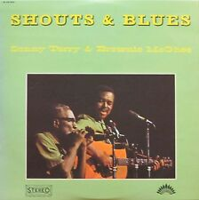 Sonny Terry & Brownie McGhee - Shouts & Blues (America Records LP France 1970)