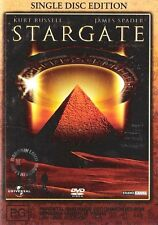 STARGATE: THE MOVIE Extended Version : NEW DVD