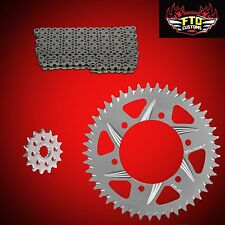 Hayabusa Chain and Vortex Sprockets   Holeshot kit, 1 down-2 up