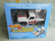 HOT WHEELS SUPER CHANGERS MATTEL 1989 VINTAGE TOYS