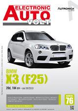 Manuale per la diagnosi elettrica ed elettronica dell'auto - BMW X3