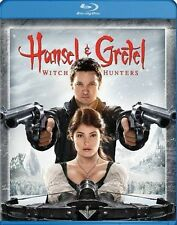 Hansel & Gretel: Witch Hunters (2017, Blu-ray NIEUW)