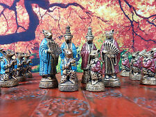 NEW****Chinese Rats Chess Set, Customisable colours (pieces only/Board not inclu