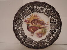 "Vintage Palissy Game Series 7"" Plate Pheasants Royal Worcester Group"