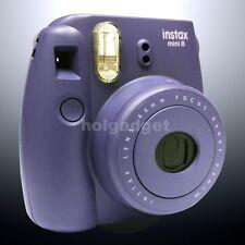 Fuji Instax Grape Mini 8 Camera Purple Instant Film Fujifilm Photo Picture