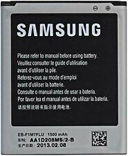 New Replacement Samsung Galaxy S3 MINI GT-i8190 EB-L1M7FLU Battery 1500 MAH 4PIN