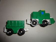 Fisher Price Geotrax Train Car Remote Parts Pieces Lot 20 see photo