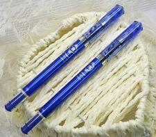 2 pcs Pilot HI-TEC-C Maica 0.4mm roller ball pen  LHM-15C4-L BLUE ink