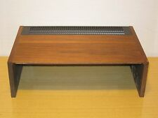 Vtg Pioneer SA-7100 Integrated Amplifier Home Audio Stereo Amp Wood Case Japan