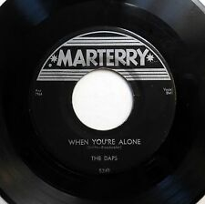 DAPS 45 When you're alone / Down & out MARTERRY  Doowop bb2958