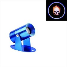 Universal Ghost Rider Skull Logo Projection LED Laser For Yamaha Saluto RX