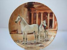 SPODE THE NOBLE HORSE COLLECTION ARABIAN PLATE