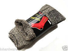 3 pair x Size 11-14  Heavy Duty Thermo Reinforce Wool Socks(Brand new)