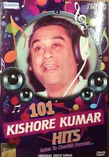 101 Kishore Kumar Hits - Bollywood Songs DVD, 101 Songs In 3 DVD Set