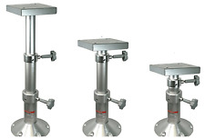 Telescopic Table Pedestal / Mount- Boat - Marine - Motorhome - Height Adjustable