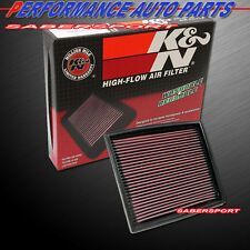 """IN STOCK"" K&N 33-2142 PANEL AIR INTAKE FILTER 97-03 BMW 535i 540i / 99-01 740i"