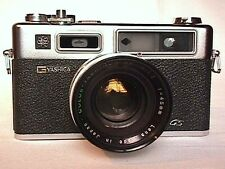 Yashica 35 Electro GS Rangefinder with Original Lens Good Working Conditions