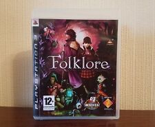 Folklore (PlayStation 3, 2007) - Good Condition**