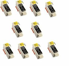 10 Kodak 10 Black Ink Cartridge for 10XL Printers ESP 3250 5250 6150 7250 Hero