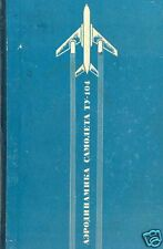 Tupolev Tu-104 Soviet  'Camel' 1960's RARE MANUAL ARCHIVES PERIOD DETAIL