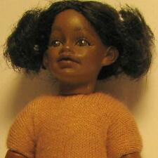 DOLLHOUSE Black Girl Doll Undressed HOXKK08 new face Heidi Ott African American