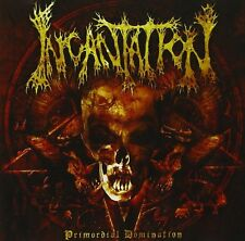 INCANTATION PRIMORDIAL DOMINATION SEALED CD NEW
