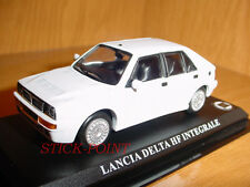 LANCIA DELTA HF INTEGRALE 1:43 WHITE MINT CONDITION!!!