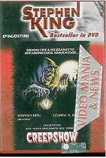 DVD Creepshow 1 STEPHEN KING  BESTSELLER IN DVD DE AGOSTINI