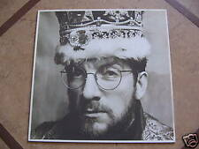 LP ELVIS COSTELLO & ATTRACTIONS - KING OF AMERICA / excellent état