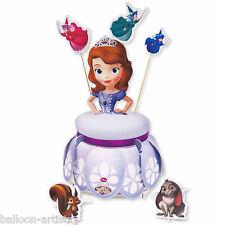 De Disney Sofia La Primera Princesa De Cuento De Hadas Fiesta De Cumpleaños Soporte de tarjeta