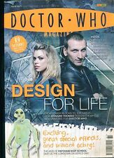 Dr Who Magazine BBC Issue #361 October 12, 2005 / Christopher Eccleston