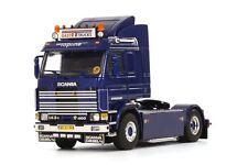WSI scania 3 series 4x2 azul invitado trucks tractor camión camión 1:50 tipo 06-1107
