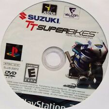 Suzuki TT Superbikes: Real Road Racing (PlayStation 2, 2005) PS2 - DISC ONLY