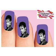 Waterslide Full Nail Decals Set of 10 - Prince