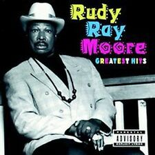 Greatest Hits [PA] by Rudy Ray Moore (CD, Dec-1995, The Right Stuff)
