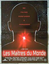 Affiche LES MAITRES DU MONDE Puppet Masters DONALD SUTHERLAND 40x60cm *