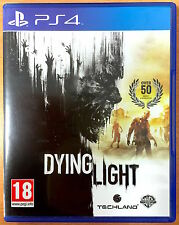 Dying Light - Playstation PS4 Games - Very Good Condition