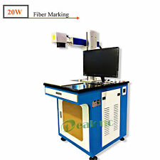 20W Fiber Marking Mini Laser Machine With High Quality And Best Price