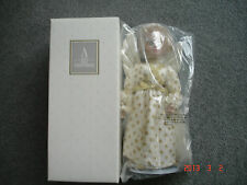 """1994 Avon Tender Memories Doll collection """"First  School Play"""" Doll New in Box"""