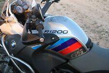 ADHESIVOS 3D PROTECCIONES LATERAL compatible MOTO BMW GS R1200 AVENTURAS 06-13