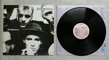 "DISQUE VINYLE 33T LP MUSIQUE / THEN JERICO ""THE BIG AREA"" 1989 LONDON RECORDS"