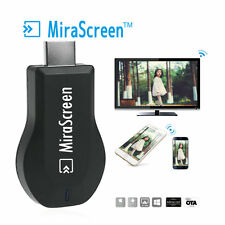 MiraScreen 2.4G MiraCast Wifi Display Dongle HD 1080P HDMI AirPlay DLNA TV Stick